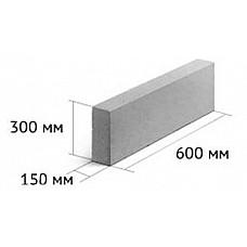 Евроблок для перегородок (150мм) - цена за м3