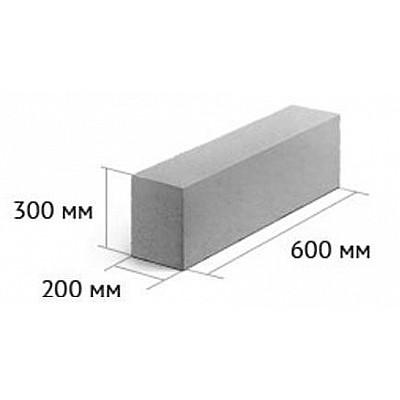Купить в Гомеле Блоки ПГС 600-200-300 - цена за поддон 1.72 м3