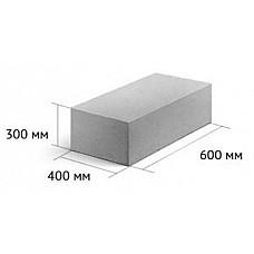 Блоки ПГС 600-400-300 - цена за м3