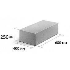 Блоки ПГС 600-400-250 - цена за поддон 1.44 м3