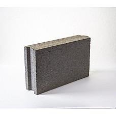 Керамзитобетонные блоки полнотелые для перегородок ширина 100 мм