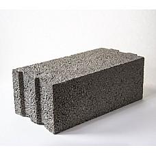 Керамзитобетонные блоки полнотелые ширина 250 мм