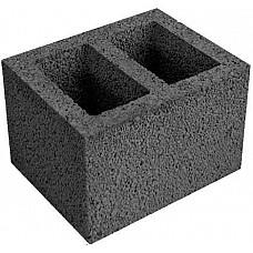 Блок для вентканалов, 2-х канальный