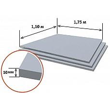 Шифер плоский 10мм РБ