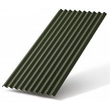 Ондулин зеленый 1950х950 мм