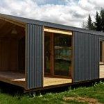 Быстровозводимый модульный дом: что от него ожидать и долго ли строить на самом деле